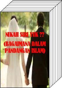 E-BOOK NIKAH SIRI